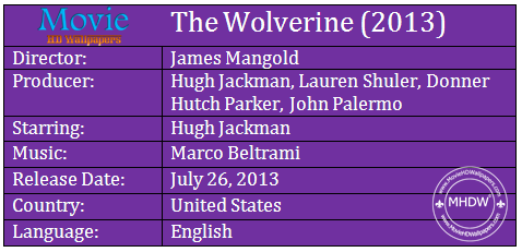 The Wolverine 2013 Cast The Wolverine (2013)