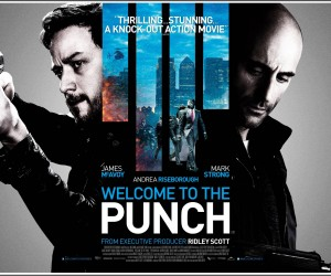 Welcome to the Punch (2013) HD Poster