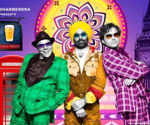 Yamla Pagla Deewana 2 Movie Wallpaper