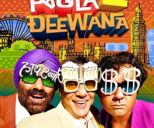 Yamla Pagla Deewana 2 Wallpapers