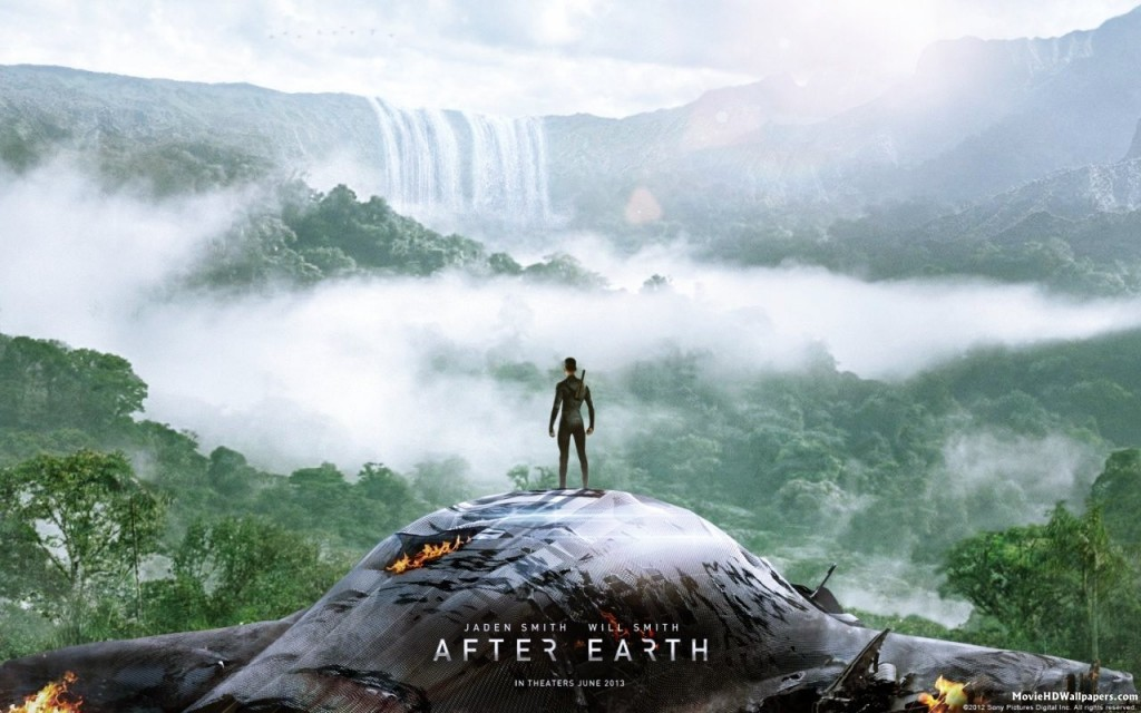 after earth movie  in hindi avi