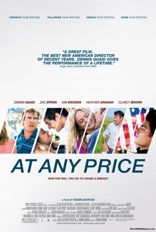 At Any Price (2013) Poster