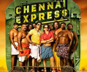 Chennai Express Movie Posters