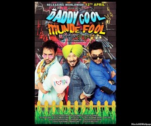 Daddy Cool Munde Fool HD Poster 300x250 Daddy Cool Munde Fool (2013)