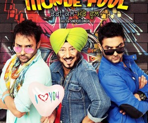 Daddy Cool Munde Fool Posters HD 300x250 Daddy Cool Munde Fool (2013)