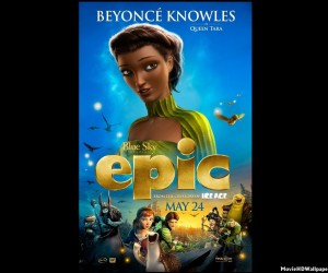 Epic (2013) Beyonce Knowles Poster