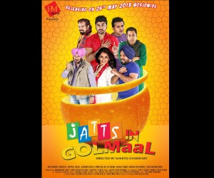Jatts In Golmaal HD Poster
