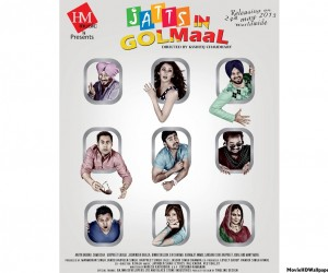 Jatts In Golmaal Movie Posters