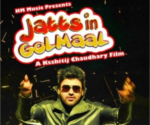 Jatts In Golmaal Poster 300x250 Jatts In Golmaal (2013)