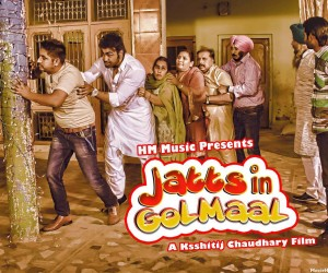 Jatts In Golmaal Wallpapers 300x250 Jatts In Golmaal (2013)