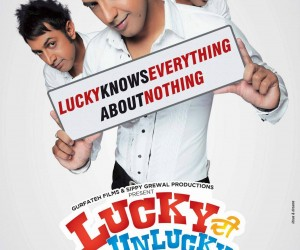 Lucky Di Unlucky Story (2013) Poster