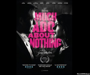 Much Ado About Nothing (2013) Poster