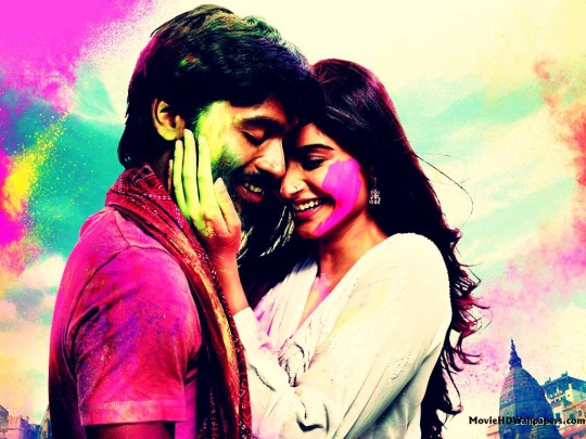 Raanjhnaa Movie Wallpapers 540x405 Raanjhnaa (2013)