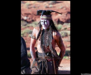 The Lone Ranger (2013) Movie