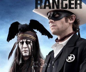 The Lone Ranger 2013 Movie HD Wallpapers 300x250 The Lone Ranger (2013)