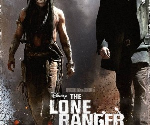 The Lone Ranger 2013 Poster 300x250 The Lone Ranger (2013)