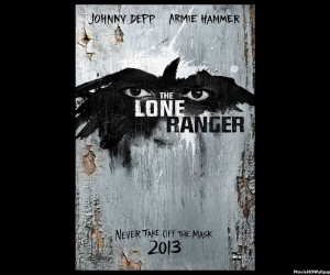 The Lone Ranger (2013) Posters