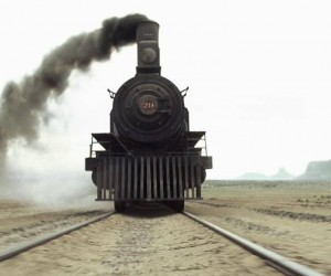 The Lone Ranger (2013) Train