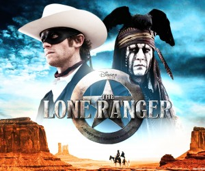 The Lone Ranger (2013) Wallpapers