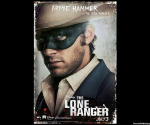 The Lone Ranger 2013 as Armie Hammer 300x250 The Lone Ranger (2013)