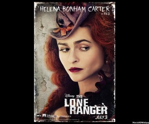 The Lone Ranger 2013 as Helena Bohnam 300x250 The Lone Ranger (2013)