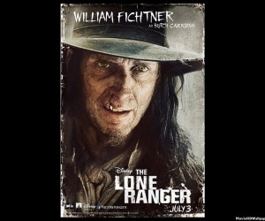 The Lone Ranger (2013) as William Fichtner