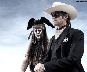 The Lone Ranger 300x250 The Lone Ranger (2013)