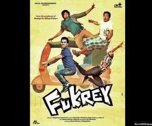 Fukrey (2013) HD Wallpaper