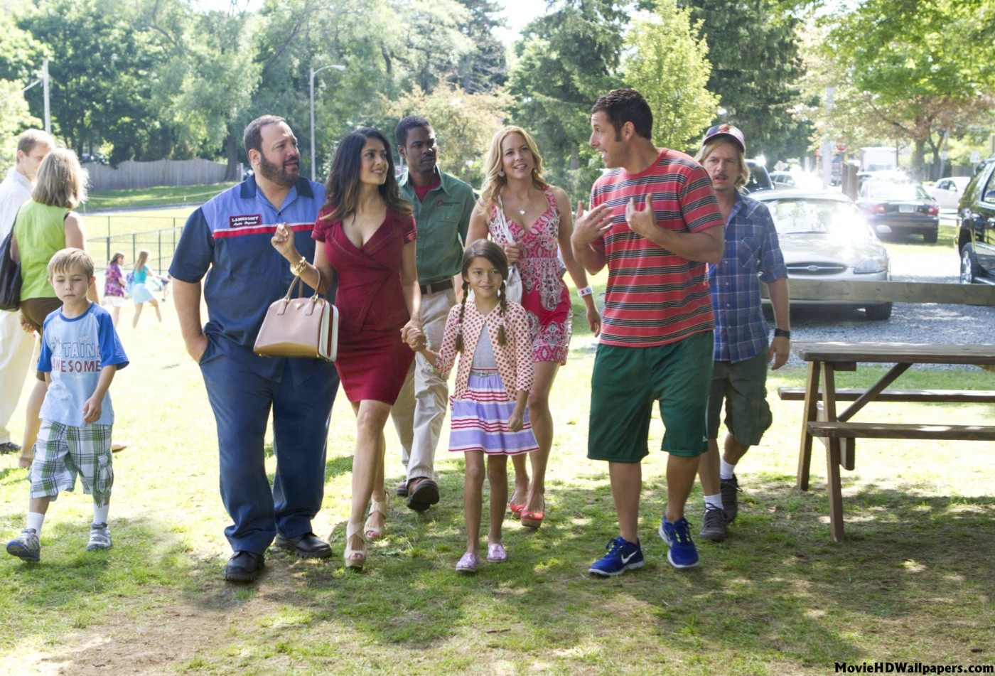 Grown Ups 2 (2013) | Movie HD Wallpapers