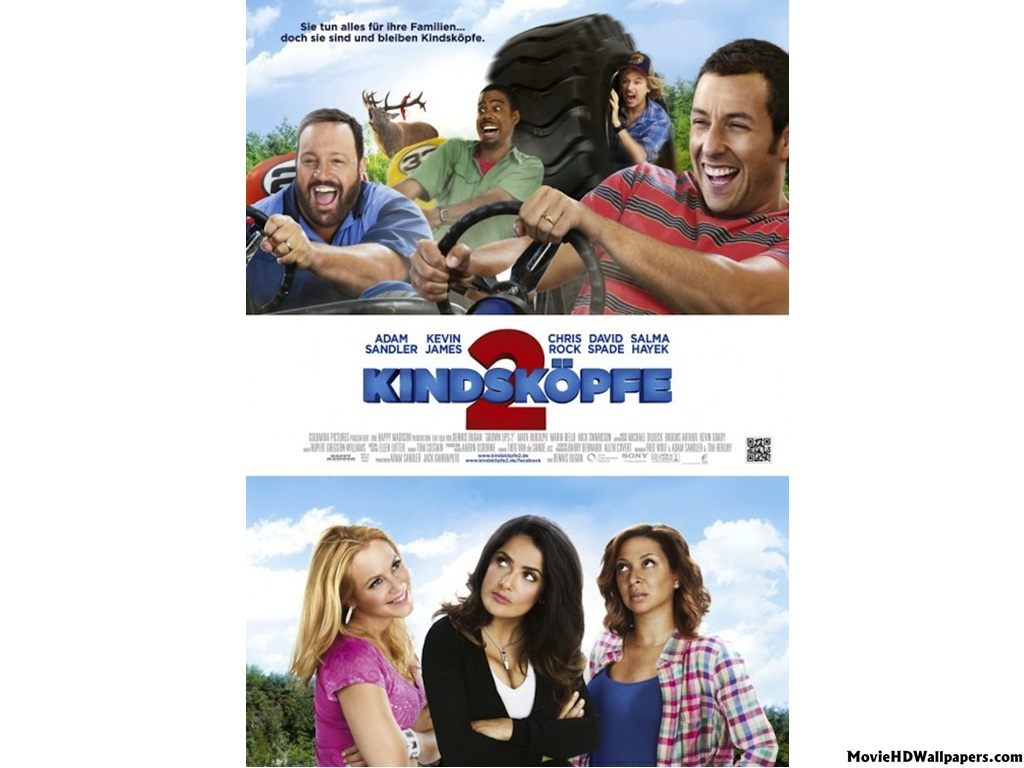 Grown Ups 2 2013 movie