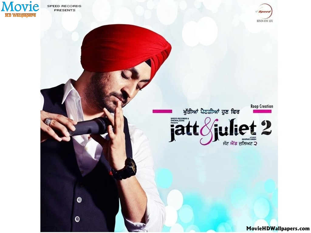 Jatt And Jatti Love Wallpaper In Full Size : Jatt And Juliet Wallpapers