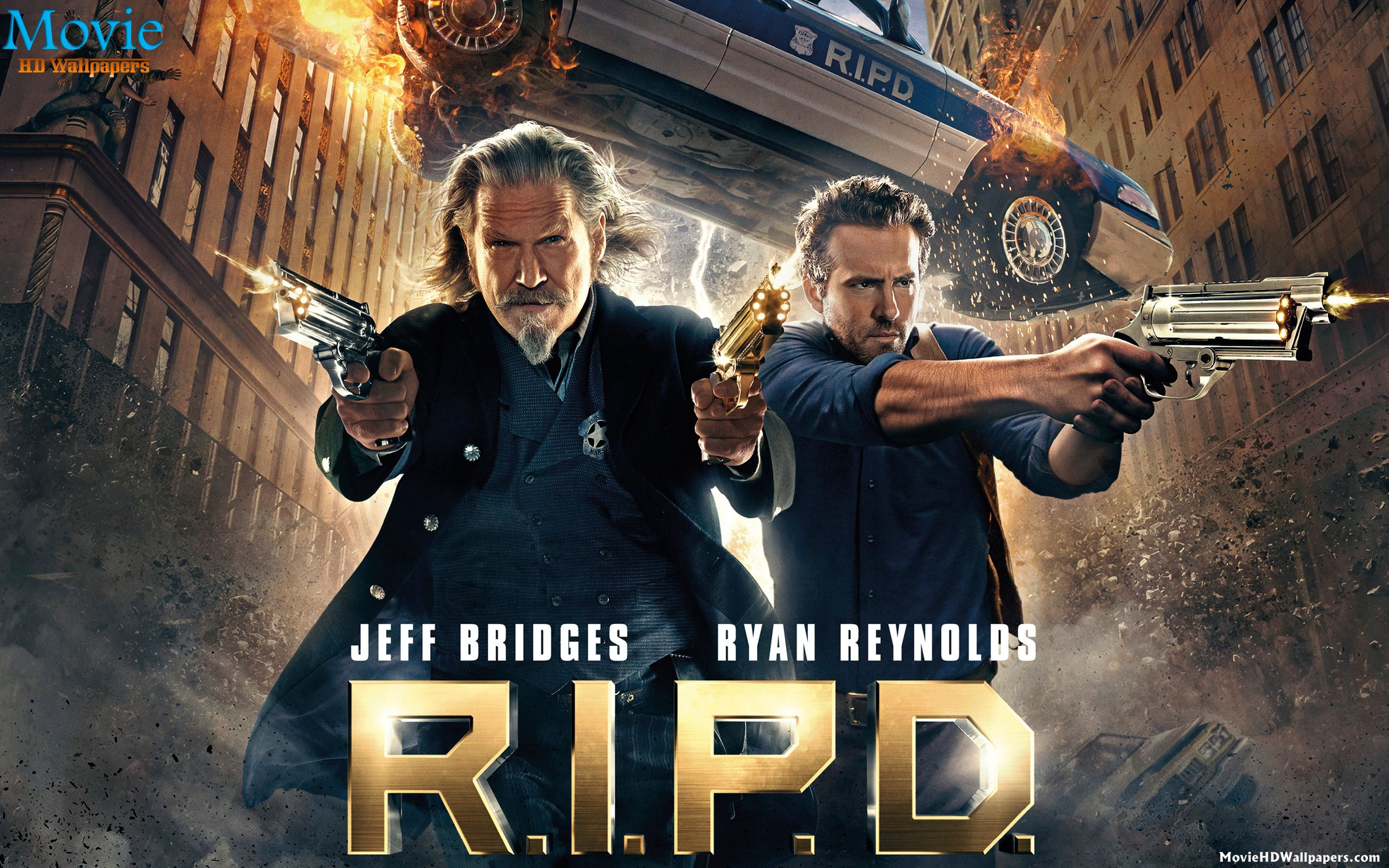 R.I.P.D. (2013) #1 - Movie HD Wallpapers