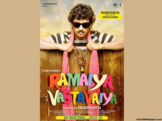 Ramaiya Vastavaiya (2013) HD Wallpaper