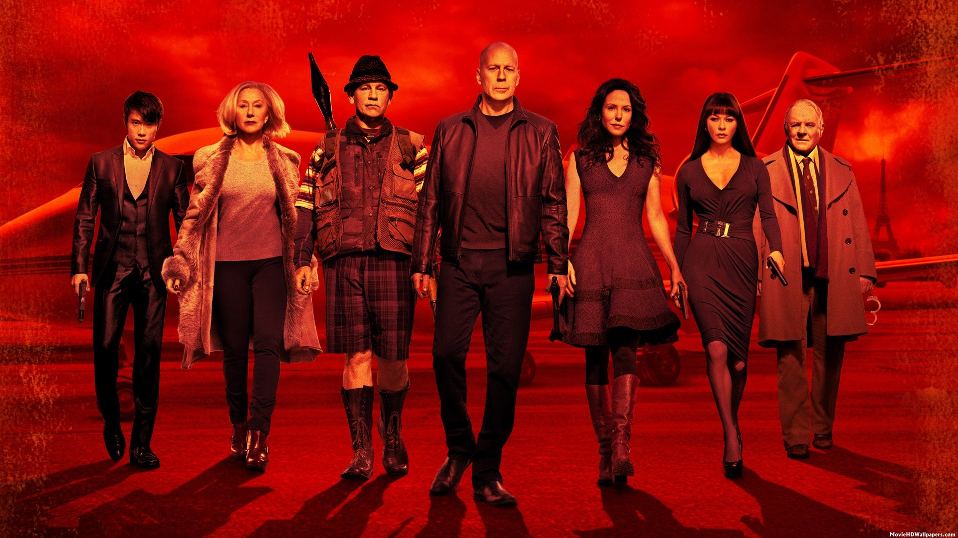 Red 2 (2013) #1 - Movie HD Wallpapers