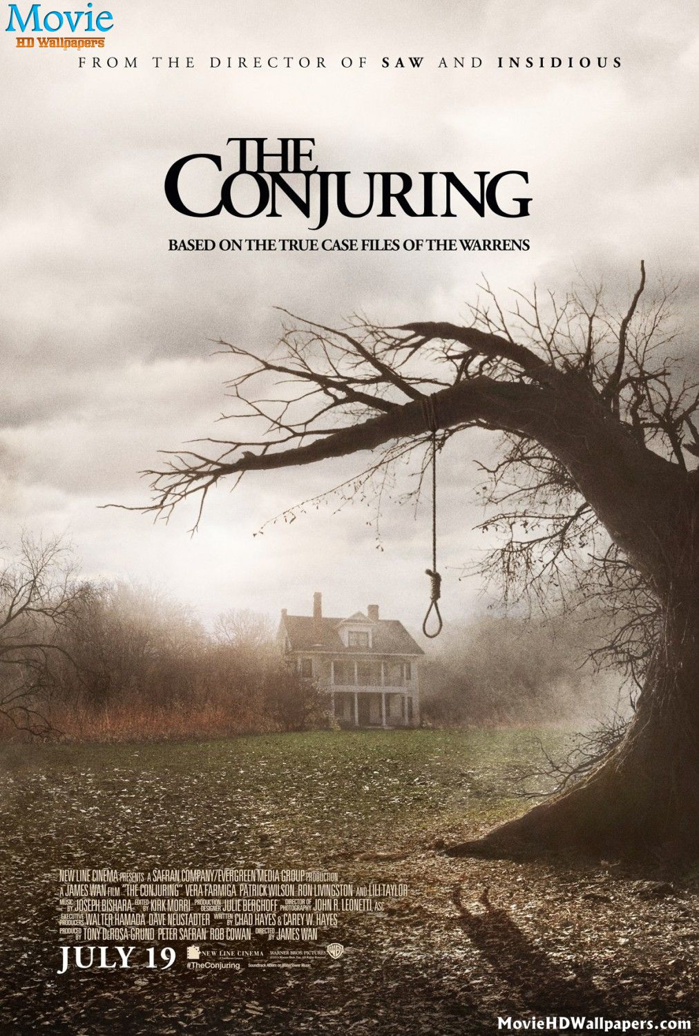 The Conjuring (2013) #1