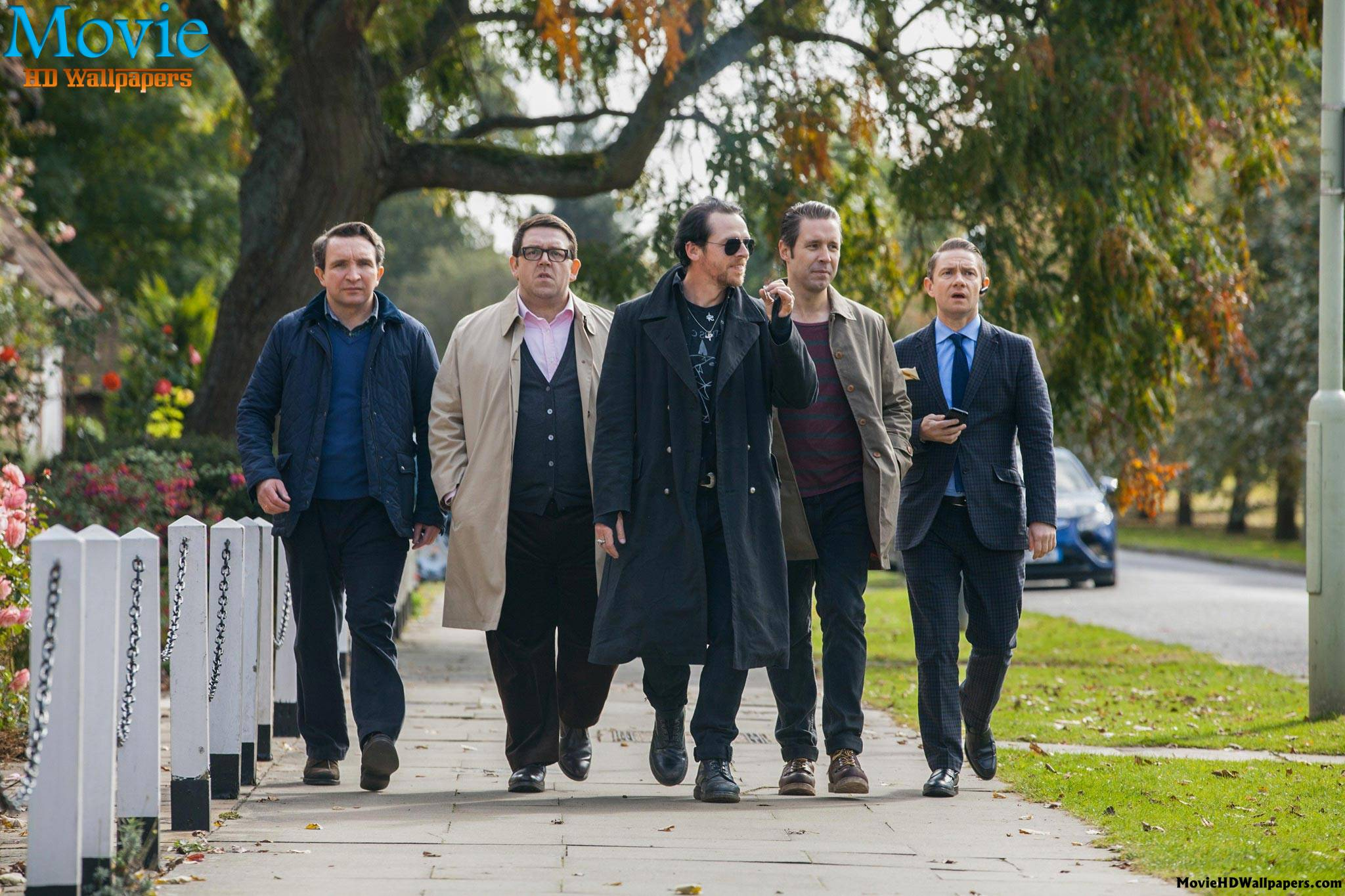 The World's End Movie 2013