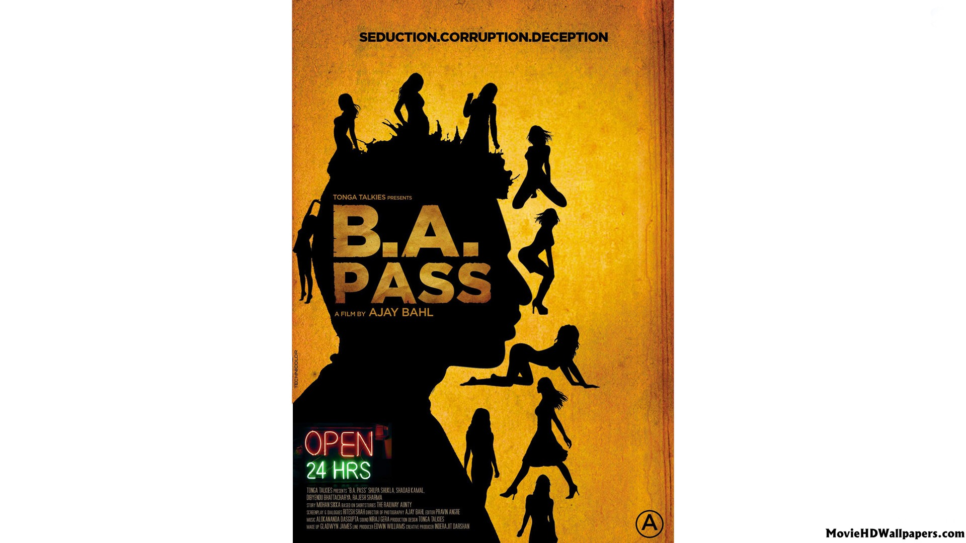 B.A. Pass Movie HD Wal...B A Pass