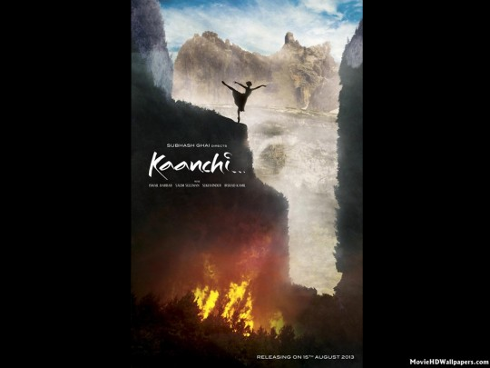 Kaanchi... 2013 Movie Poster
