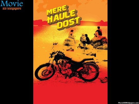 Mere Haule Dost 2013 Movie Poster