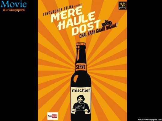 Mere Haule Dost Poster