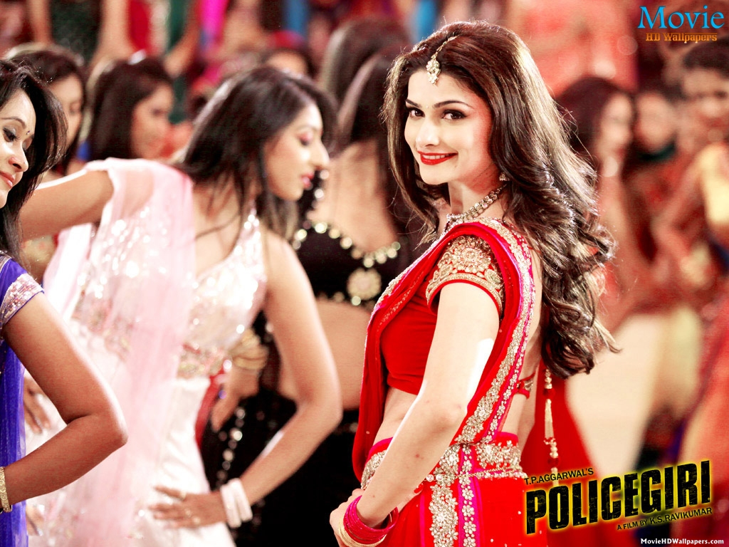 Prachi Desai in Policegiri HD Wallpapers - Movie HD Wallpapers