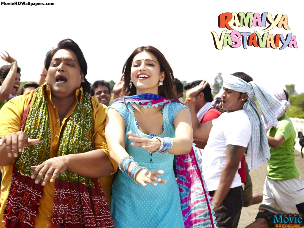 ramaiya vastavaiya dance photos - movie hd wallpapers