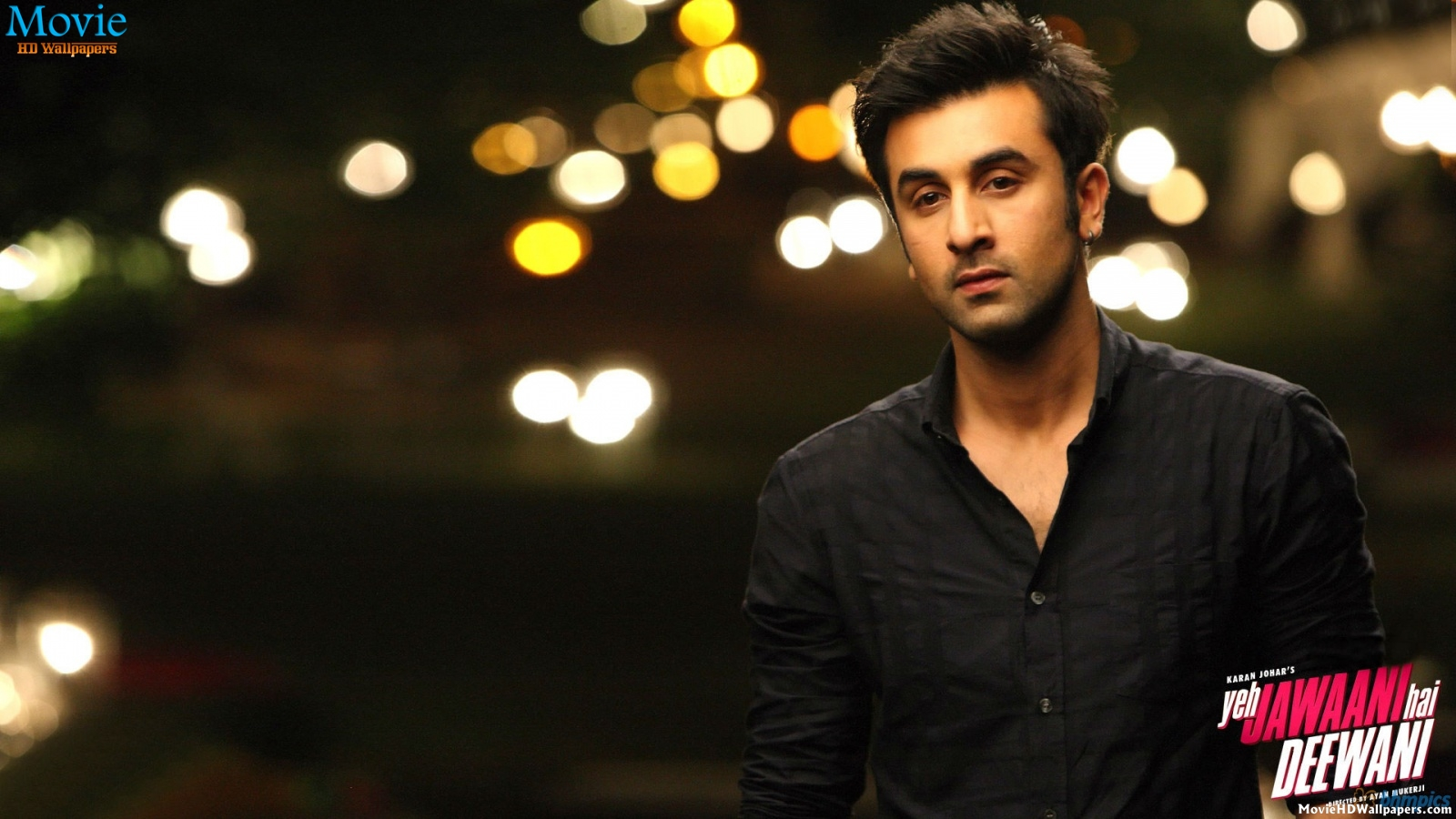 Ranbir Kapoor in Yeh Jawaani Hai Deewani - Movie HD Wallpapers