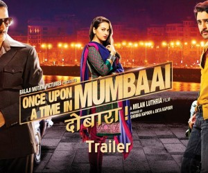 Once Upon a Time in Mumbai Dobaara (2013) Poster