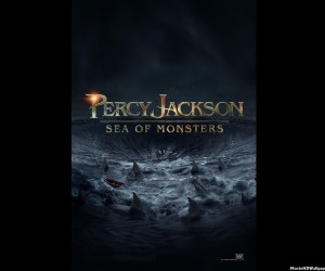 Percy Jackson - Sea of Monsters (2013) Poster