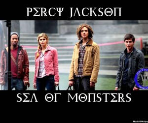 Percy Jackson - Sea of Monsters (2013) Wallpaper