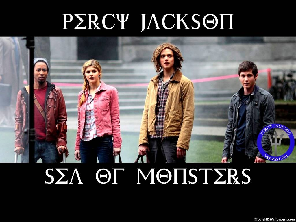 The Sea of Monsters Percy Jackson and the   amazoncom