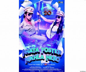 Movie poster hd song nikla download video phata hero