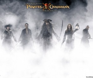 Pirates of the Caribbean - At World's End (2007)