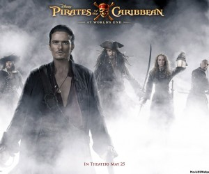 Pirates of the Caribbean - At World's End (2007) Movie